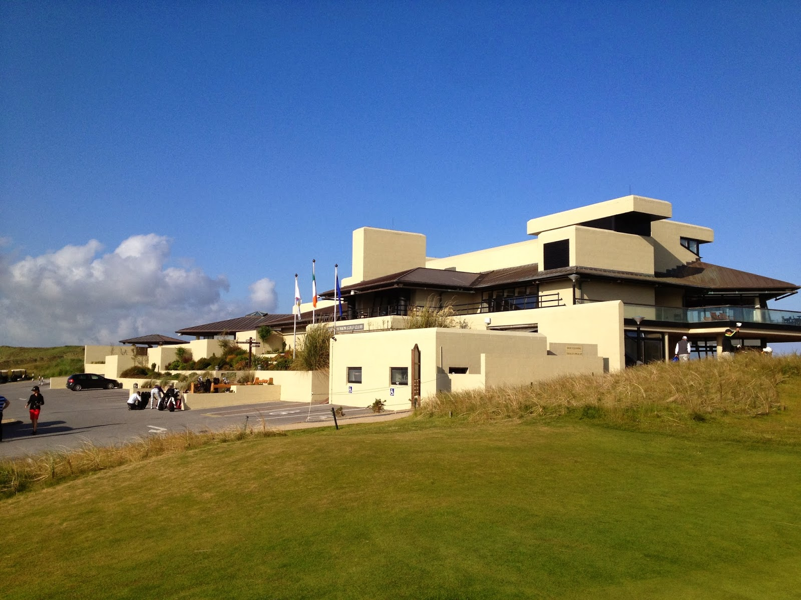 Ballybunion Clubhouse